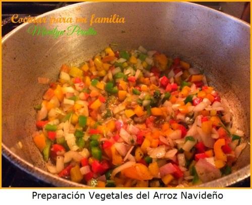 preparacion-vegetales-del-arroz-navideno